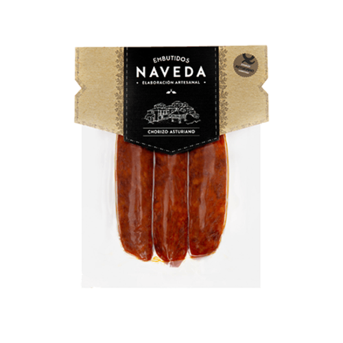 Naveda Chorizo Asturiano Dulce (mild) 270g
