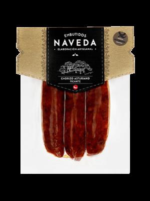 Naveda Chorizo Asturiano Picante (scharf) 270g