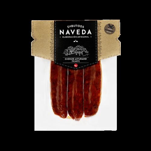 Naveda Chorizo Asturiano Picante 270g