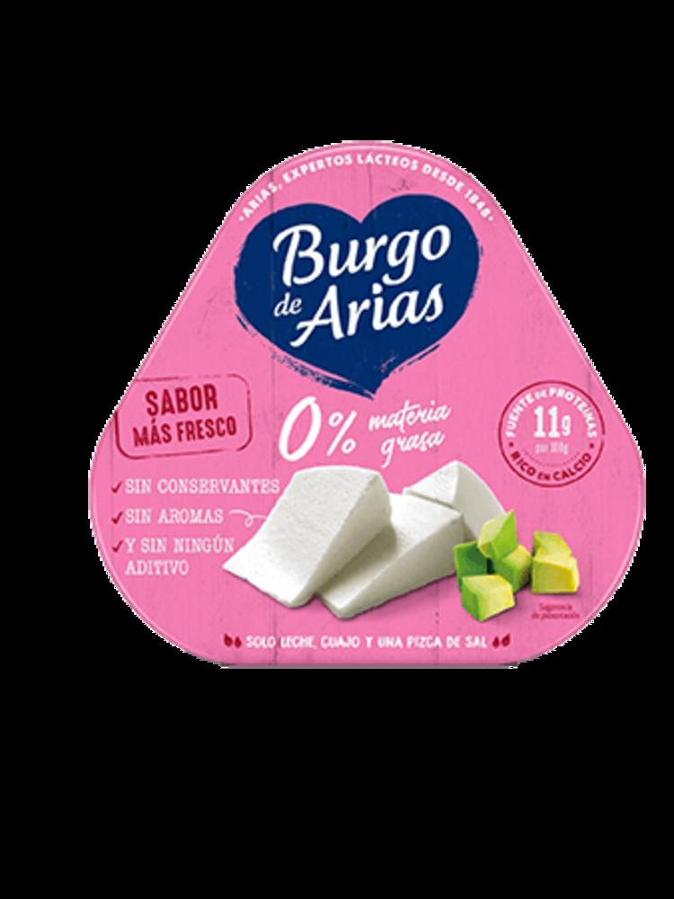 Burgo de Arias 0% ohne Fett 3x72g
