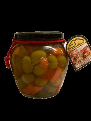 Encurtidos Murcianos Olivencocktail Gazpacha 330g