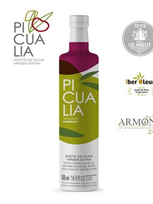Picualia Picualia Gourmet Arbequina Aceite de Oliva 500ml