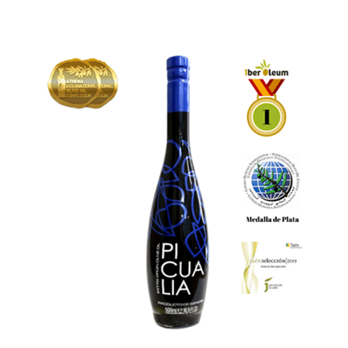 Picualia Picualia Premium Reserva Aceite de Oliva 500ml