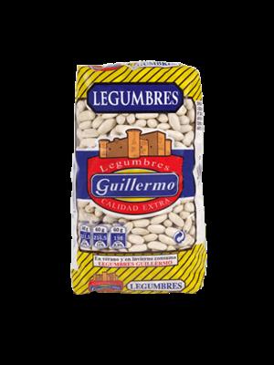 Legumbres Guillermo Alubia Blanca Riñon 1kg