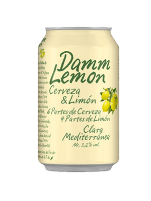 Damm Lemon 24x33cl