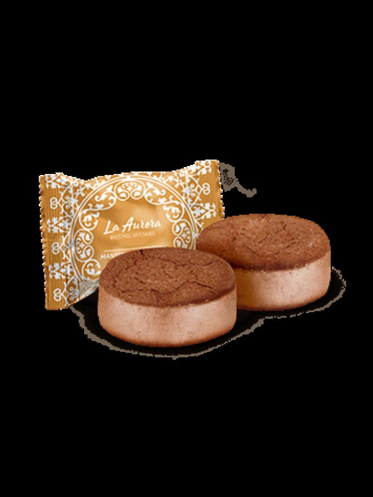 La Aurora Mantecado de Cacao 100g