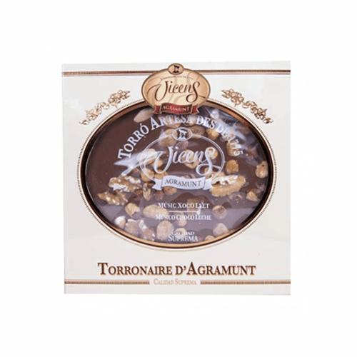 Vicens Torta Chocolate Frutos Secos Gourmet 250g
