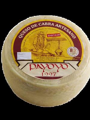 Payoyo Cabra/Oveja Semicurado 2kg