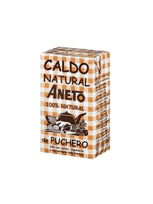 Aneto Caldo de Puchero 100% natural 1l
