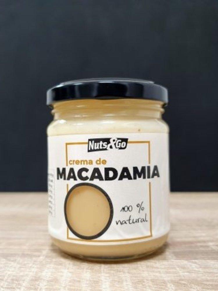 La Marina Macadamia Creme 200g