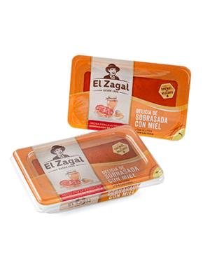El Zagal Sobrasada mit Honig 150g