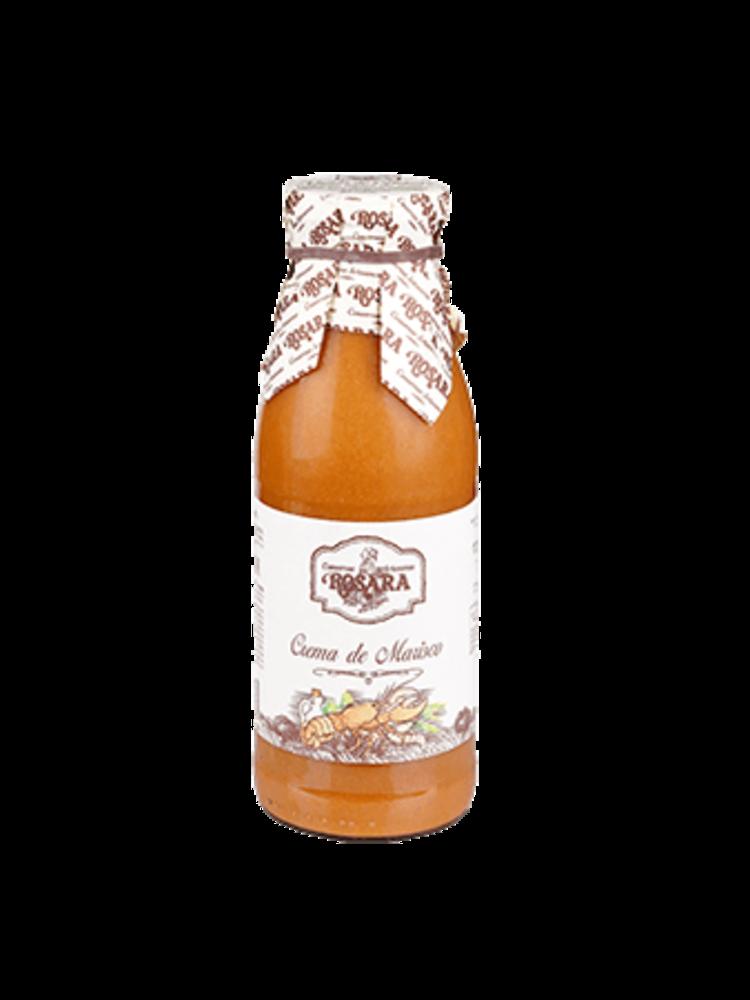 Rosara Rosara Cremesuppe aus Meeresfrüchten 500ml