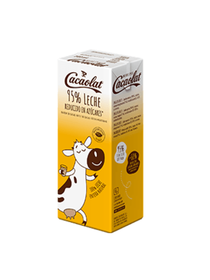 Cacaolat Cacaolat 95% Leche 6x200ml