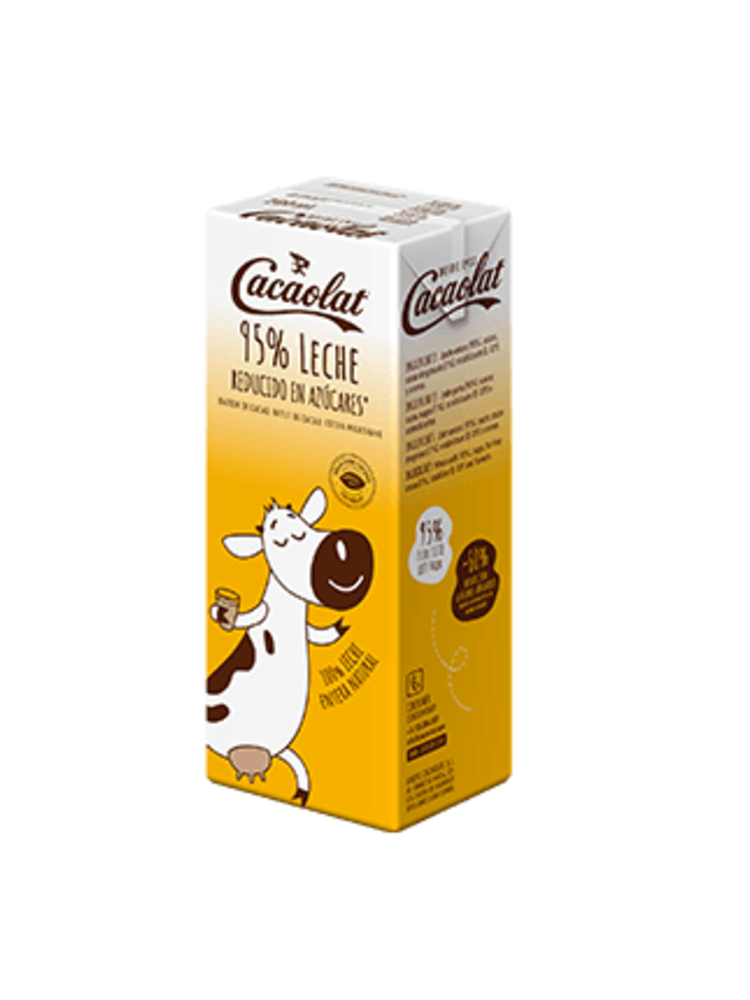 Cacaolat Cacaolat 95% Milch 6x200ml