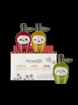 "Picualia Picualia ""Picualitos""  3x250ml"