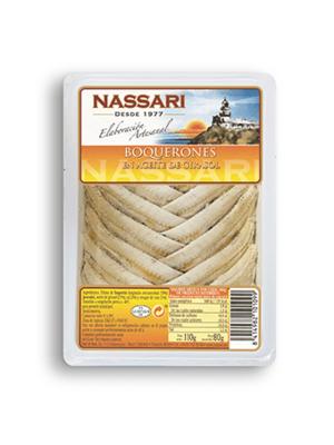 Nassari Nassari Boquerones Frescos 80g