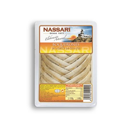 Nassari Nassari Boquerones Frescos (Sardellen) 80g