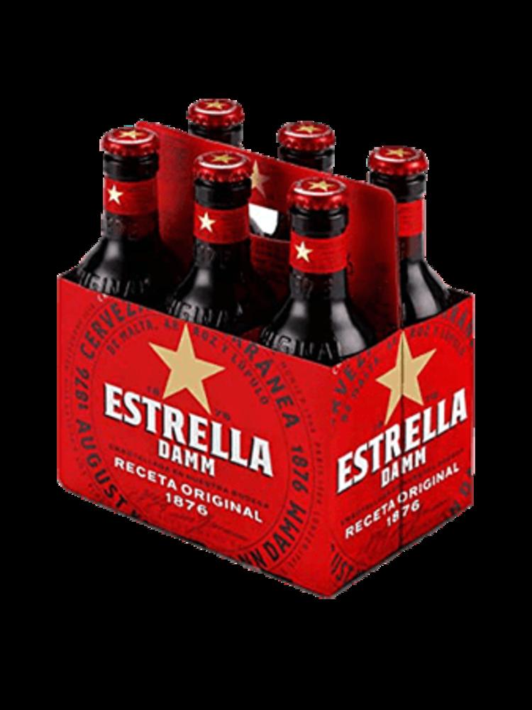 Damm Estrella Damm 6x25cl