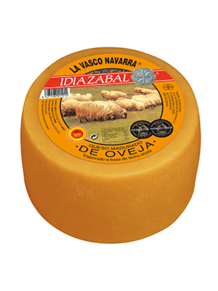 Idiazabal DOP Ahumado 3kg
