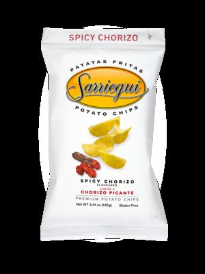 "Sarriegui Patatas Fritas ""Chorizo Picante"" 125g"