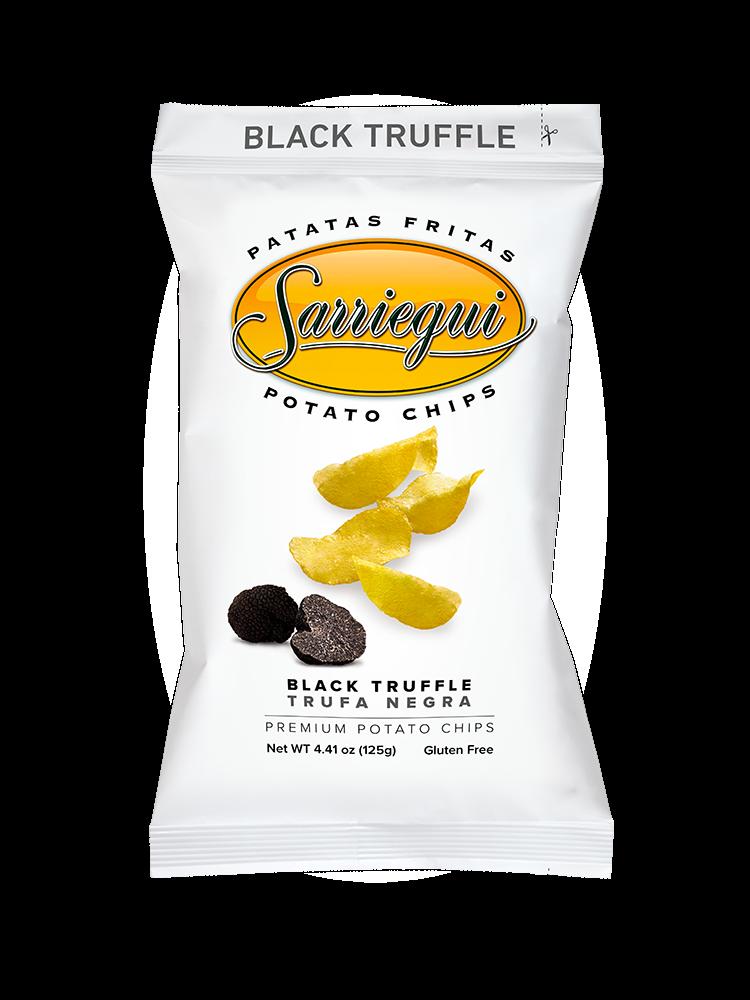 """Sarriegui Chips """"Trufa Negra"""" 125g"""