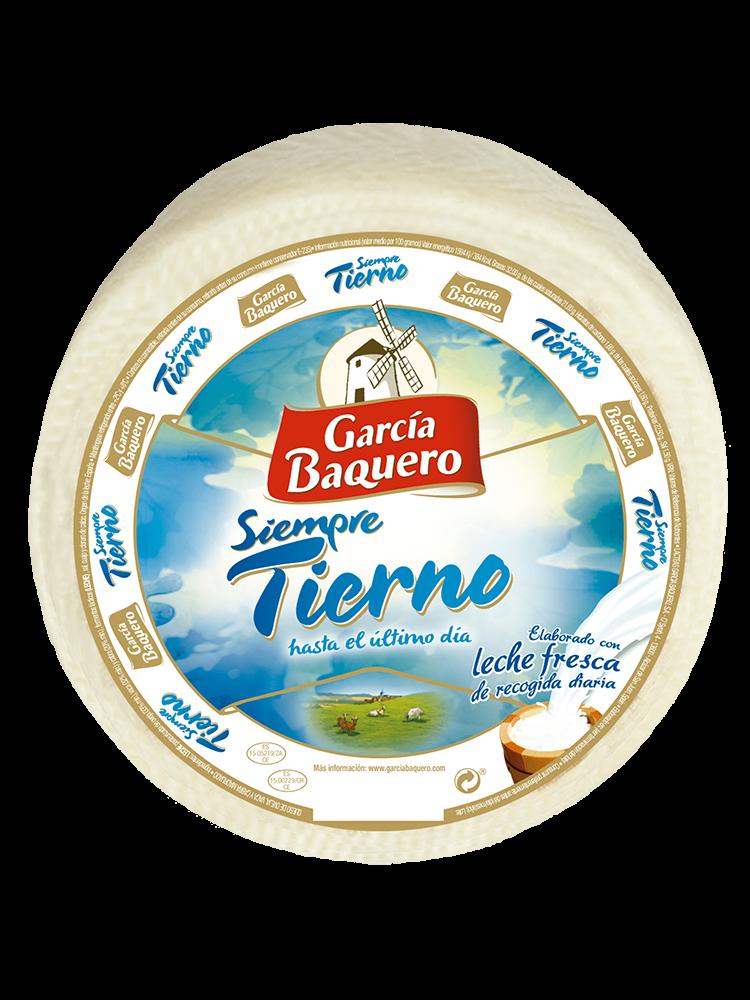 Garcia Baquero García Baquero Ibérico Tierno 1kg