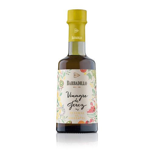 Barbadillo Vinagre de Jerez Reserva al Moscatel 25cl