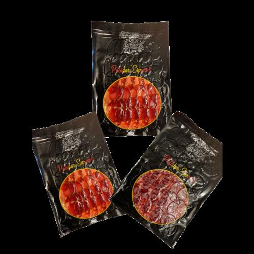 La Hoja del Carrasco Pack Degustación 100% Ibérico