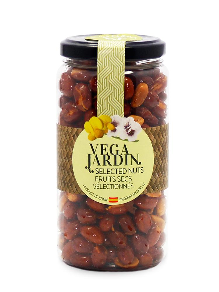 Geröstete Erdnüsse 215g