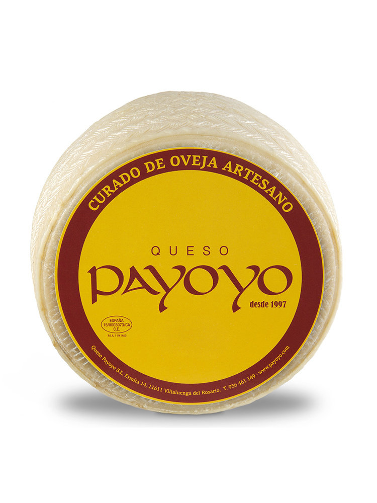 Payoyo Payoyo Schafkäse alt 2kg