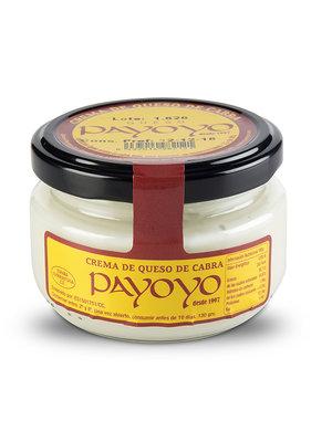 Payoyo Payoyo Crema de Queso de Cabra 130g