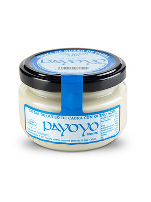 Payoyo Payoyo Käsecreme Ziege & Schimmelkäse 130g