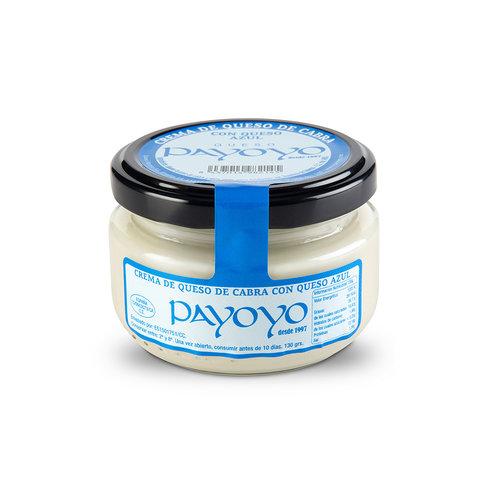 Payoyo Payoyo Crema de Queso de Cabra con Queso Azul 130g