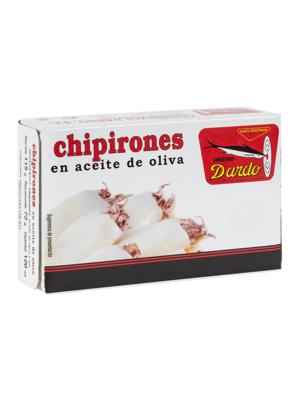 Dardo Chipirones en Aceite de Oliva 72g