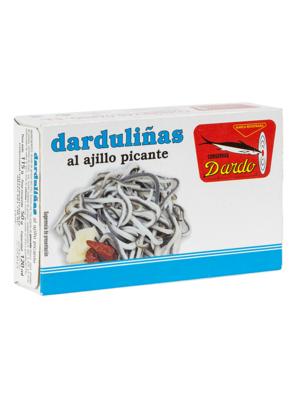 Dardo Gulas / Surimi scharf mit Knoblauch 60g