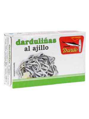 Dardo Gulas / Surimi al ajillo 60g