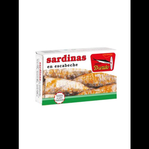 Dardo Sardinen in Marinade 90g