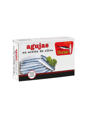 Dardo Ajugas en Aceite de Oliva 85g