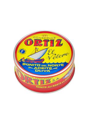 Ortiz Bonito del Norte en Aceite de Oliva 250g