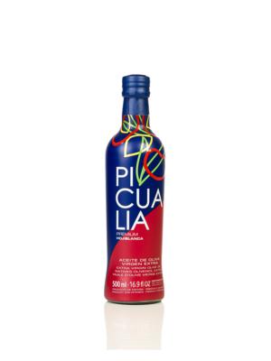 Picualia Aceite de Oliva Hojiblanca Virgen Extra Premium 500ml