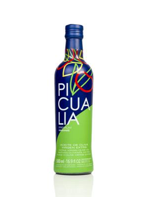 Picualia Aceite de Oliva Ecológico Virgen Extra Premium 500ml