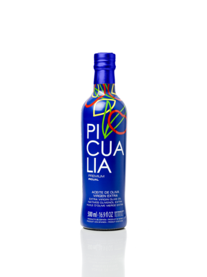 Picualia Aceite de Oliva Picual Virgen Extra Premium 500ml