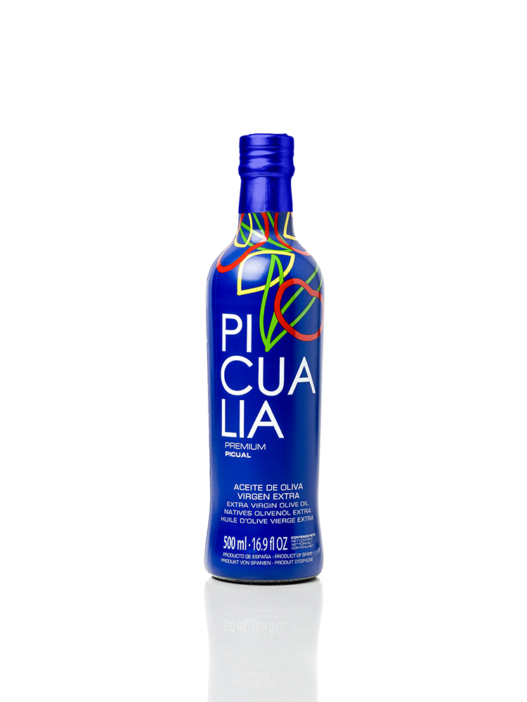 Picualia Premium Olivenöl Picual Extra Nativ 500ml