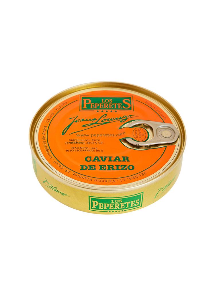 Peperetes Los Peperetes Caviar de Erizo (Seeigel-Kaviar) 120g