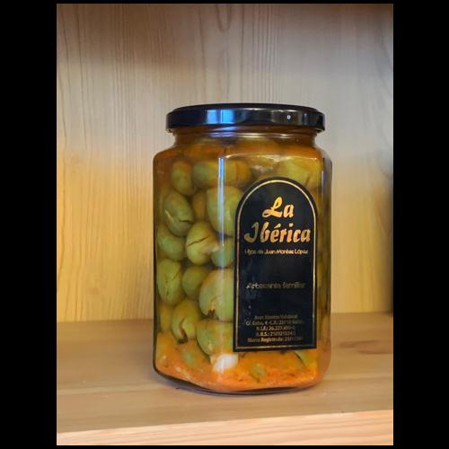 La Ibérica Oliven Pico Limón Aliñada 450g