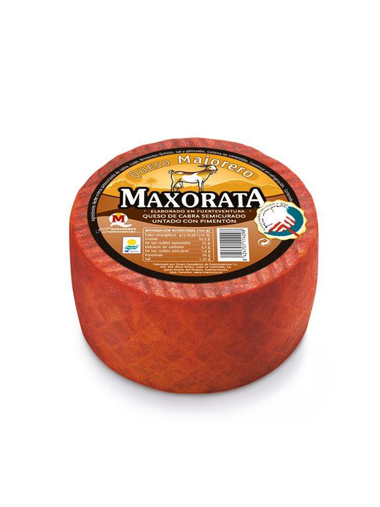 """Ziegenkäse """"Majorero"""" mittelalt 1kg"""