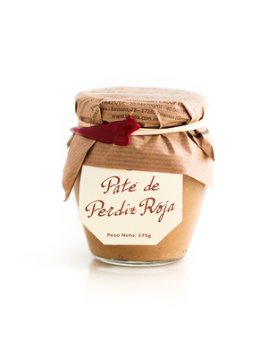 La Cuna Paté  vom Rebhuhn 175 gr