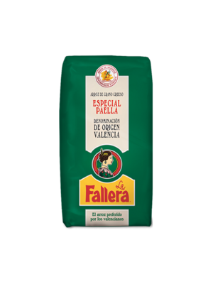 La Fallera La Fallera Arroz Especial Paella D.O. Valencia 1kg