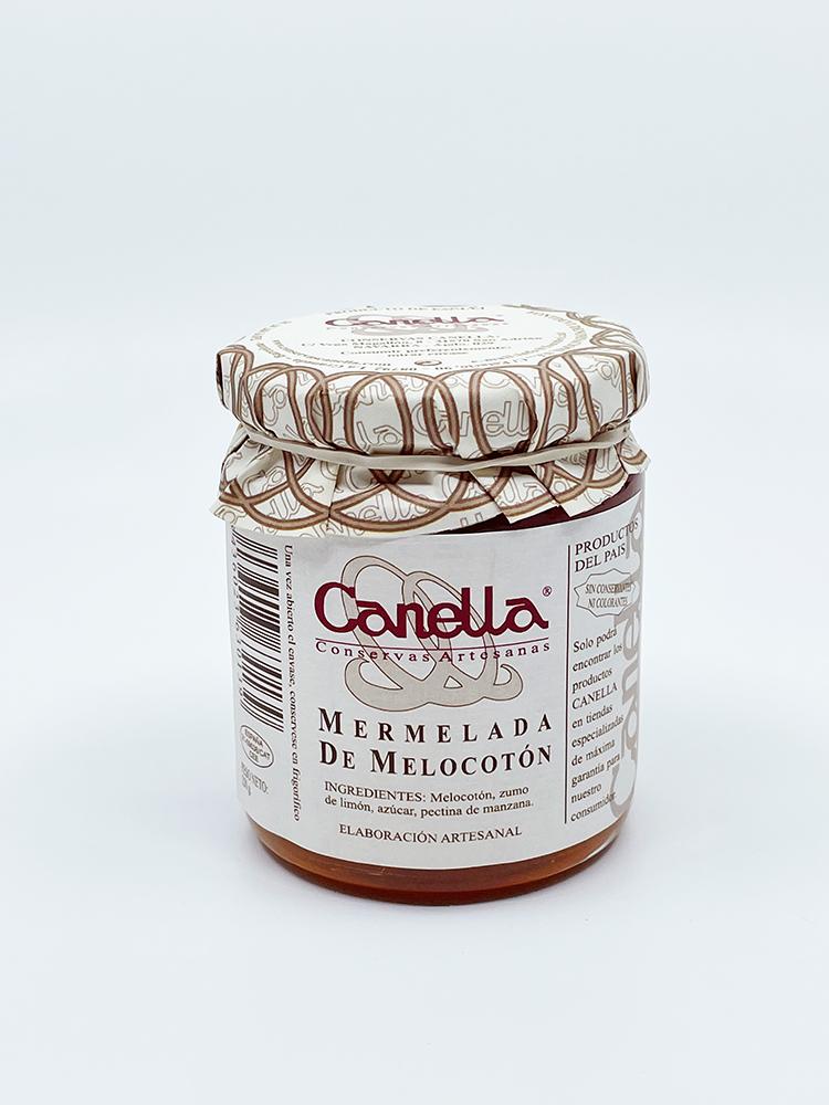 Canella Pfirsichkonfitüre 250g