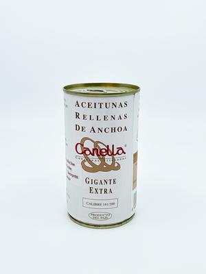 Canella Aceitunas rellenas de Anchoa 150g